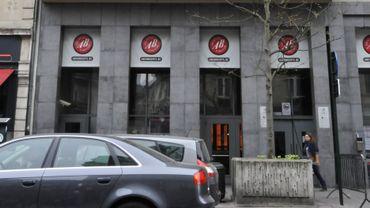 L'Ancinne Belgique, à Bruxelles