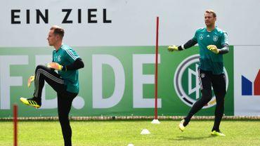 Ter Stegen frustré d'être la doublure de Neuer en sélection