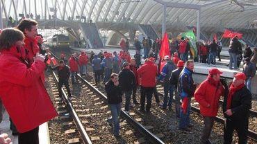 Grève nationale: importantes perturbations à prévoir en province de Liège