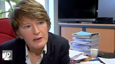 Muriel Hanot, secrétaire générale du CDJ