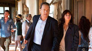 """Tom Hanks et Felicity Jones se partagent l'affiche de """"Inferno"""""""