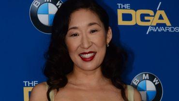 """L'actrice Sandra Oh, rendue célèbre par """"Grey's Anatomy"""", présentera la prochaine cérémonie des Golden Globes aux côtés de Andy Samberg."""
