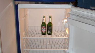 Un frigo, une plaque électrique et une télé; la consommation autorisée par le limiteur de puissance