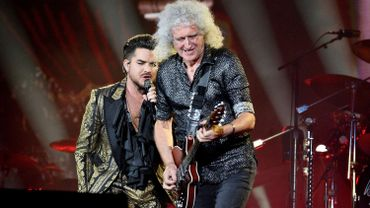 Queen & Adam Lambert vous donnent rendez-vous dimanche!