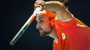 Ruben Bemelmans éliminé dès le premier tour des qualifications à Roland-Garros
