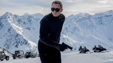 """La première photo officielle de Daniel Craig dans """"Spectre"""""""