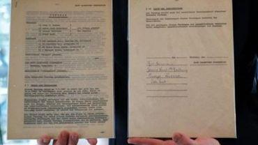 Le premier contrat d'enregistrement des Beatles adjugé 75.000 dollars