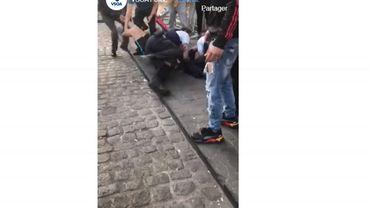 Violences contre des policiers à Anderlecht: un deuxième suspect mis sous mandat