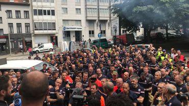 Bruxelles: Pourquoi les pompiers sont-ils en colère?