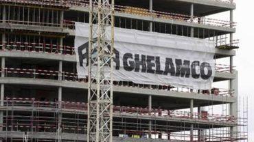 """Le patron Ghelamco rappelle qu'un accord a été conclu autour du futur stade national, """"personne ne peut le nier""""."""