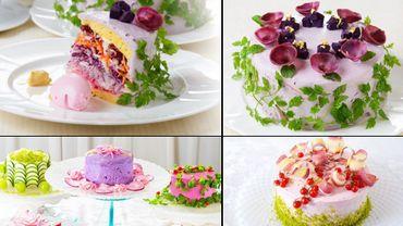 Le Flash tendance de Candice: le Salad cake