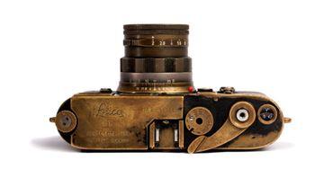 Ce Leica M3 est estimé entre 45.000 et 56.000 euros.