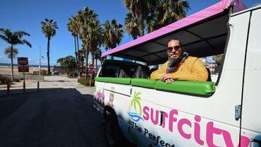 Le coronavirus réduit la Californie au tourisme virtuel.