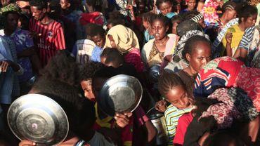Près de 25.000 réfugiés éthiopiens sont arrivés au Soudan, fuyant les combats dans la région du Tigré
