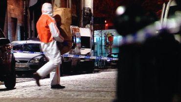 Attentats de Paris et Bruxelles: des opérations toujours en cours à Laeken