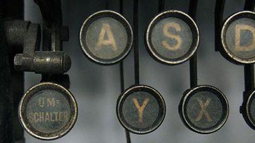 Une bibliothèque musicale des appareils d'antan