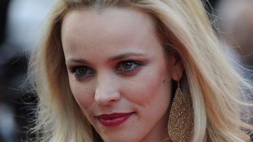 """L'actrice canadienne Rachel McAdams est notamment apparue dans les deux derniers films """"Sherlock Holmes"""""""