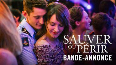 """Dans """"Sauver ou périr"""", Anaïs Demoustier incarne Cécile, la femme de Franck."""