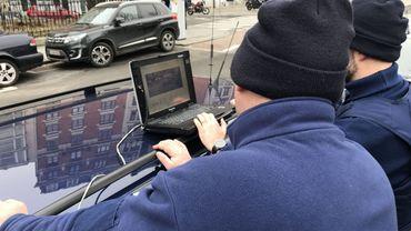 La police de Bruxelles-Nord a plus que doublé ses contrôles avec radars mobiles en 2020