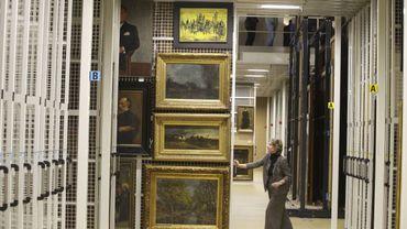 Un dépôt pour protéger les oeuvres du musée des Beaux-Arts d'Anvers durant sa rénovation