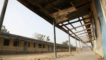 Le pensionnat de Kagara, le 18 février 2021 au Nigeria, où des hommes armés ont enlevés 42 personnes dont 27 élèves