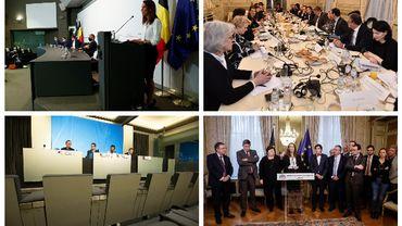 Le CNS, le Comité de concertation, Sciensano