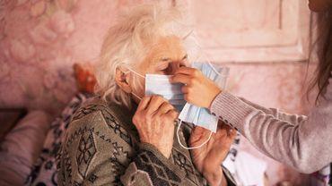 """Coronavirus : pour Christie Morreale : """"Il n'est pas question que les personnes âgées ne soient pas hospitalisées"""""""