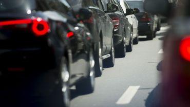 Coronavirus: le trafic automobile a diminué de 55 à 75% dans la capitale en mars
