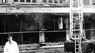 L'Innovation a été ravagé par les flammes le 22 mai 1967