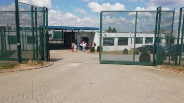 Des associations ont pu visiter le centre fermé pour familles de Steenokkerzeel