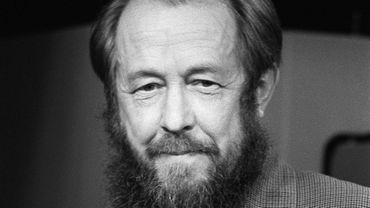 Alexandre Soljenitsyne en 1975