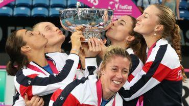 Tennis: la Fed Cup reportée en fin d'année à cause du coronavirus