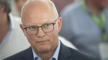 Finances, Aéroports et Sports: Jean-Luc Crucke (MR) de retour aux cordons de la bourse