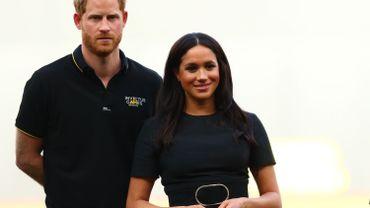 Quand le prince Harry rabroue Meghan en public