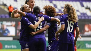 Anderlecht bat le Standard grâce à un doublé de Mariam Toloba