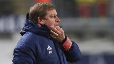 """Vanhaezebrouck : """"Pas insensible à l'intérêt de Charleroi mais il y a d'autres possibilités"""""""
