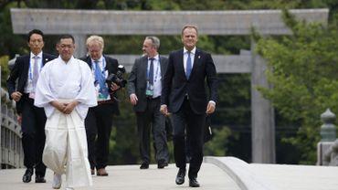 Donald Tusk s'est adressé à ses congénères du G7 à propos des réfugiés