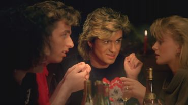 "Sony Music Entertainment lance une version remasterisée du clip de Wham!, ""Last Christmas""."