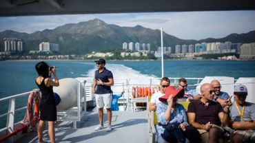 Hong Kong veut construire une île artificielle à 70 milliards d'euros