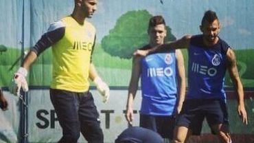Bolat déjà présent à l'entrainement de Porto ce mardi