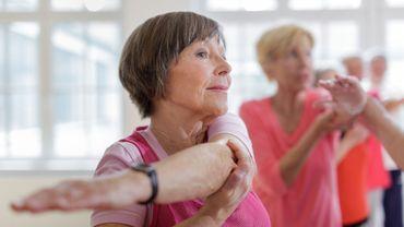 L'exercice physique réduirait l'anxiété chez les seniors traités par chimiothérapie.