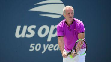 """Patrick McEnroe, positif au coronavirus, se sent bien """"à 100%"""""""