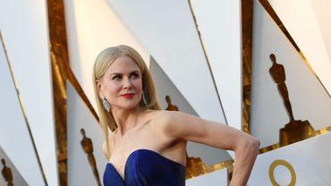 """Nicole Kidman va également produire le nouveau roman de Liane Moriarty, """"Truly Madly Guilty"""" (""""Un peu, beaucoup, à la folie""""), en mini-série aux côtés de Reese Witherspoon"""