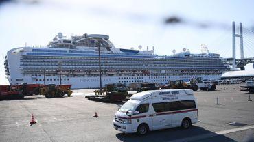 Sur les 3700 passagers, 136 ont contracté le coronavirus.