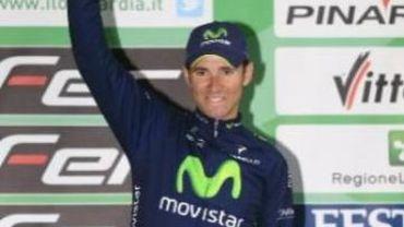Victoire sur le fil d'Alejandro Valverde à la Roma Maxima