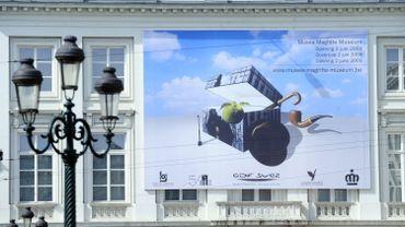 BELGIUM MAGRITTE MUSEUM PRESS PREVIEW