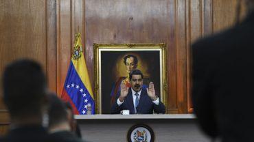 Les Etats-Unis offrent 15 millions de dollars pour l'arrestation du président vénézuélien Maduro