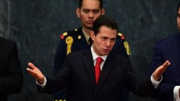 """Le président Peña Nieto nrique Peña Nieto a demandé aux 50 consulats mexicains aux Etats-Unis de se transformer """"en authentiques défenseurs des droits des migrants mexicains"""""""