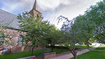 Le Théâtre au Vert se tient ce week-end sous chapiteau sur le parvis de l'église de Thoricourt.  Certains spectacles seront donnés à l'intérieur de l'église.