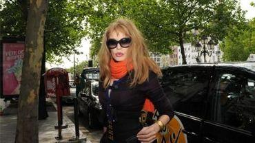 Arielle Dombasle dans Hep Taxi !